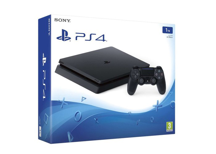 Console Playstation 4 1TB Modelo 2215B Slim - PS4