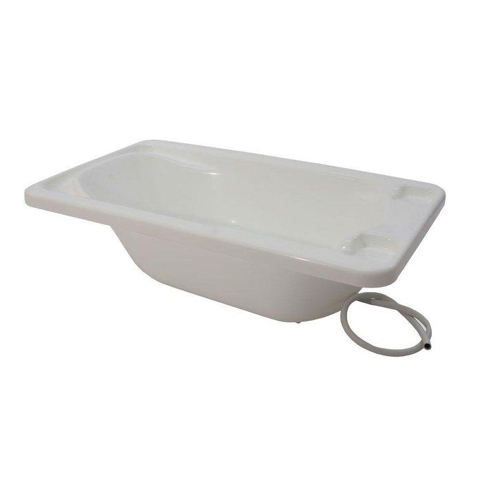 Banheira Galzerano Rígida Branco
