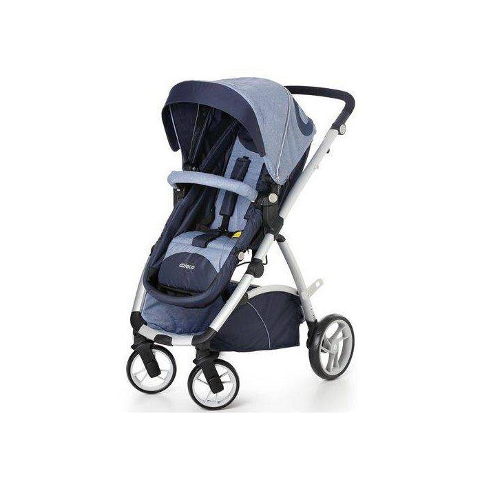 Carrinho para bebê Dzieco Mally Passeio Azul