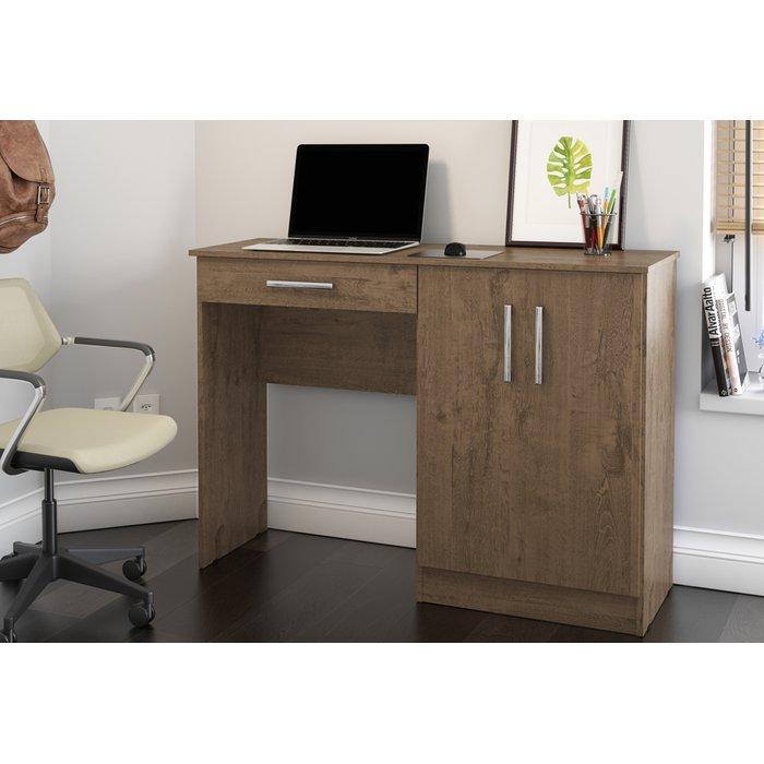 Mesa para Computador Patrimar Space com 1 Gaveta e 2 Portas Demolição