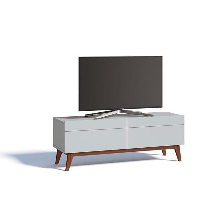 Rack Imcal Classic 1.4 para TV até 49 Polegadas - Off White 2 Gavetas