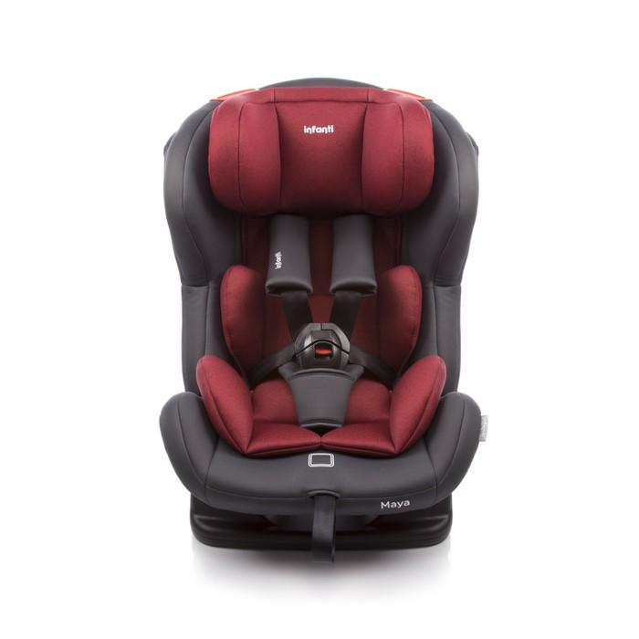 Cadeira para Auto Infanti Maya Rubi - Dispositivo de Retenção Até 25kg
