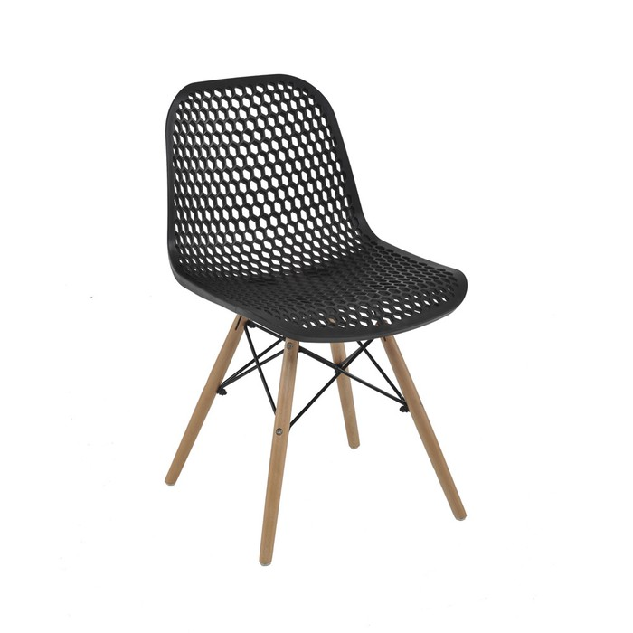 Cadeira Rivatti Eloisa - Preta
