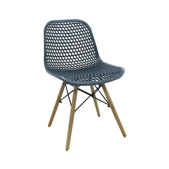 Cadeira Rivatti Eloisa - Verde Petroleo