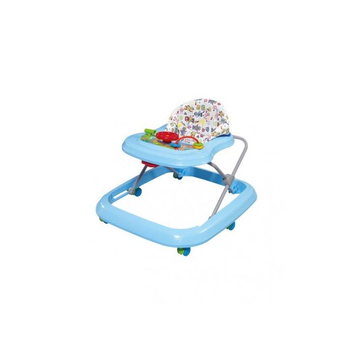 Andador Toy Interativo Tutti Baby Azul