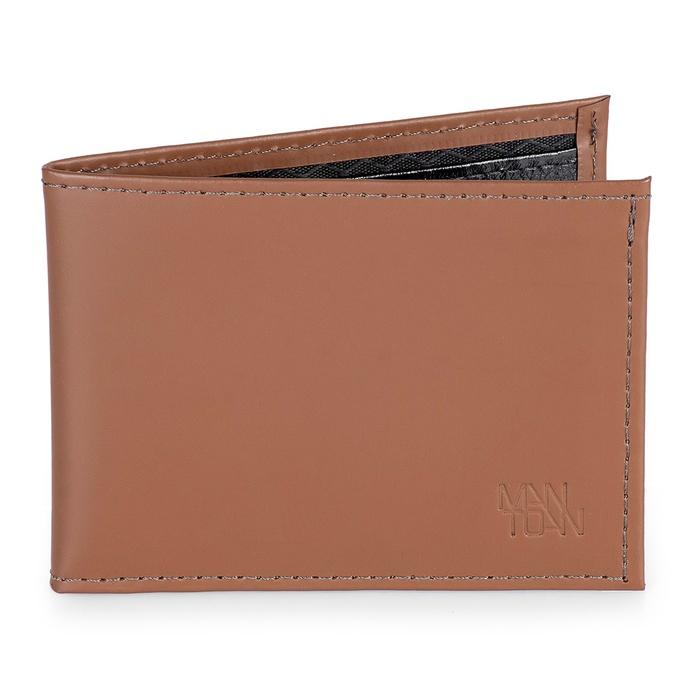 Carteira Nota Couro Box Chocolate C117