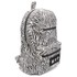 Mochila Club Fashion -Zebra White