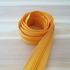 Zíper nacional n° 5 grosso (metro) - amarelo ouro