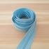 Zíper nacional n° 5 grosso (metro) - azul claro