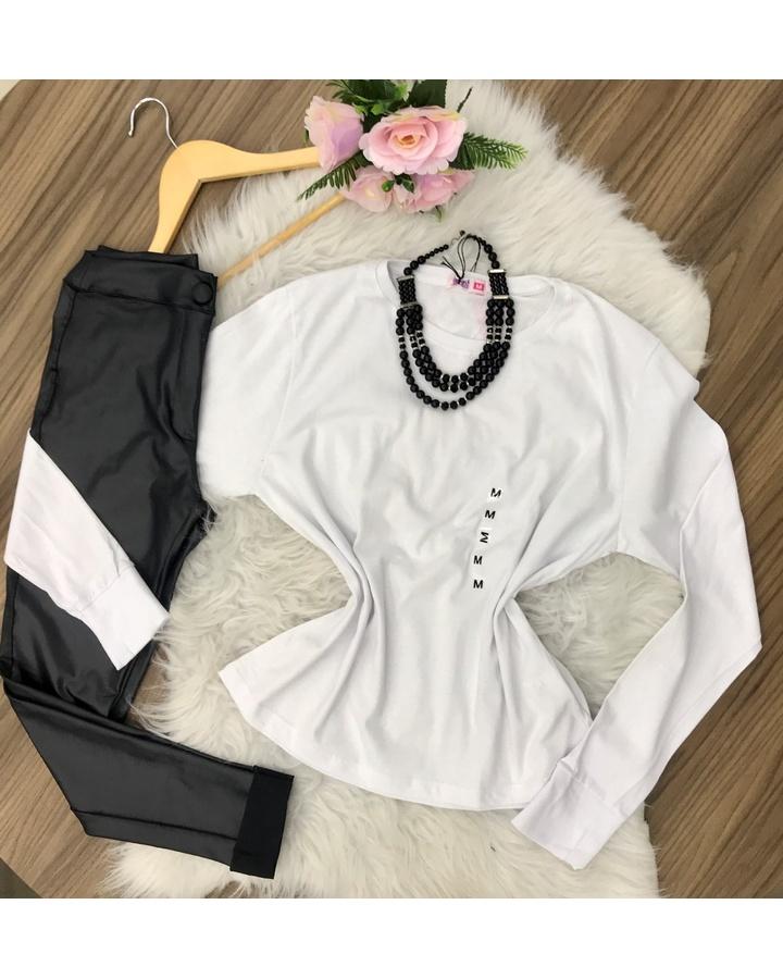 Blusa Lisa - M... - lojas mayara lira shop