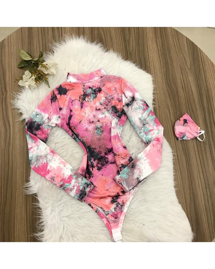 Body Tie Dye - Rosa 2