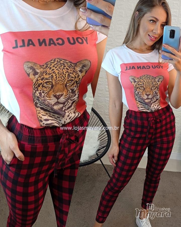 T-shirt - Tigr - lojas mayara lira shop