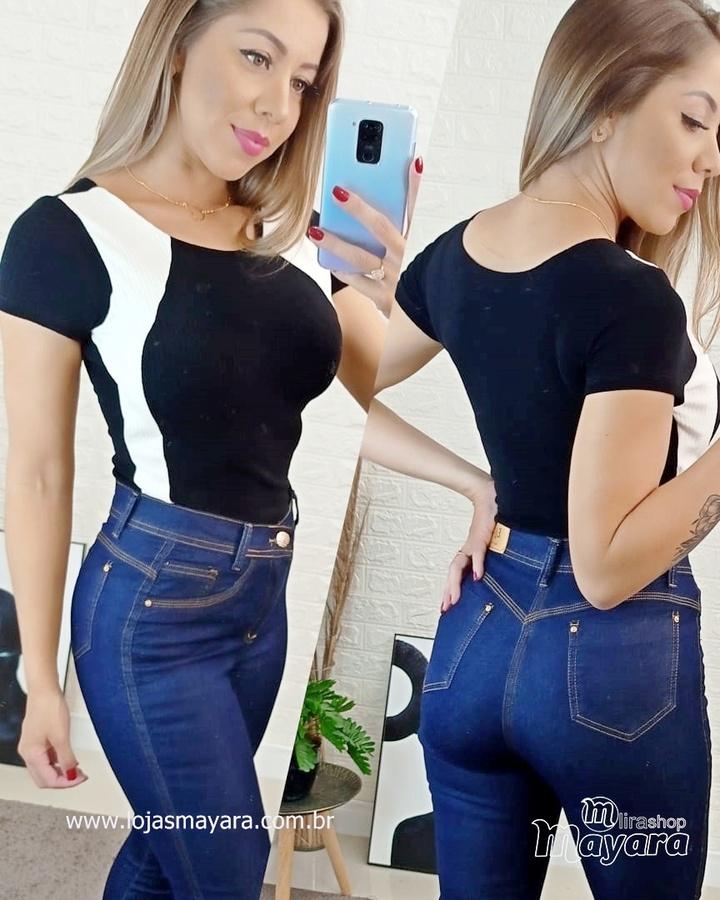 Body Canelado ... - lojas mayara lira shop