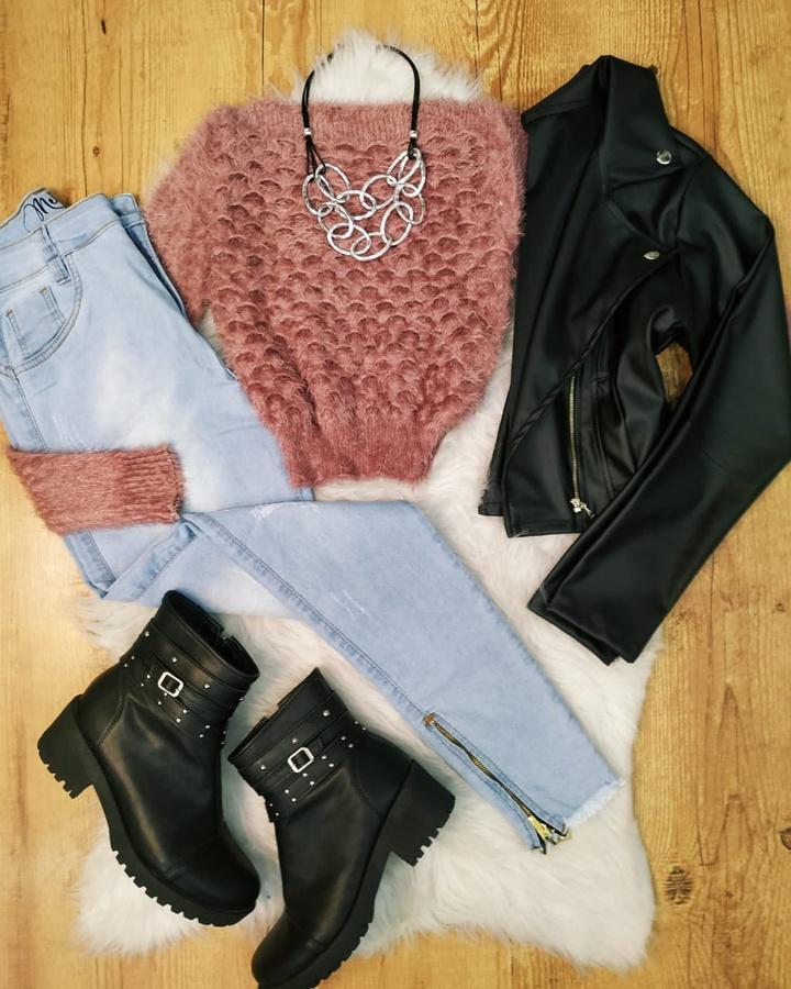 Blusa Cropped ... - lojas mayara lira shop