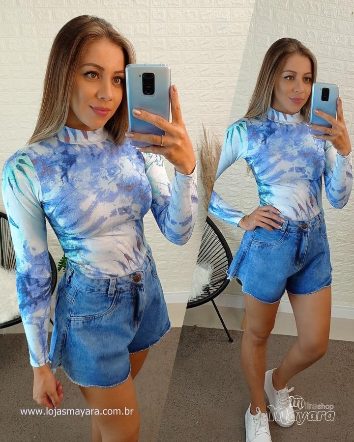 Shorts Jeans G... - lojas mayara lira shop