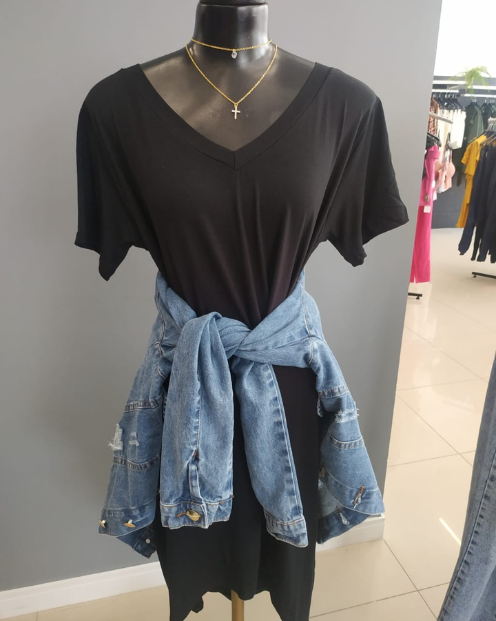 Vestido Mullet... - lojas mayara lira shop