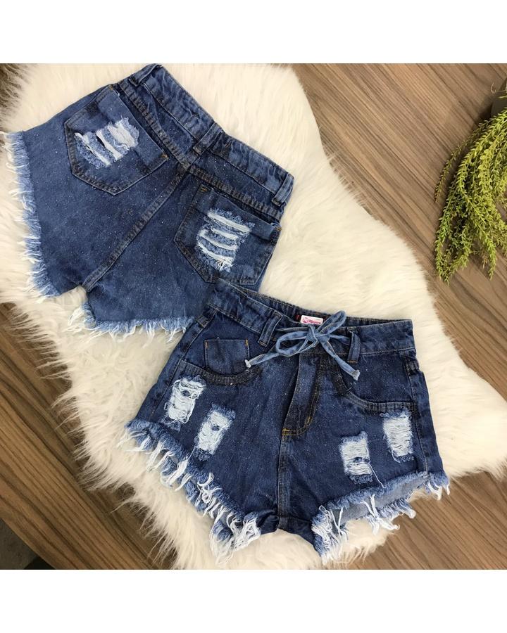 Shorts Jeans C... - lojas mayara lira shop