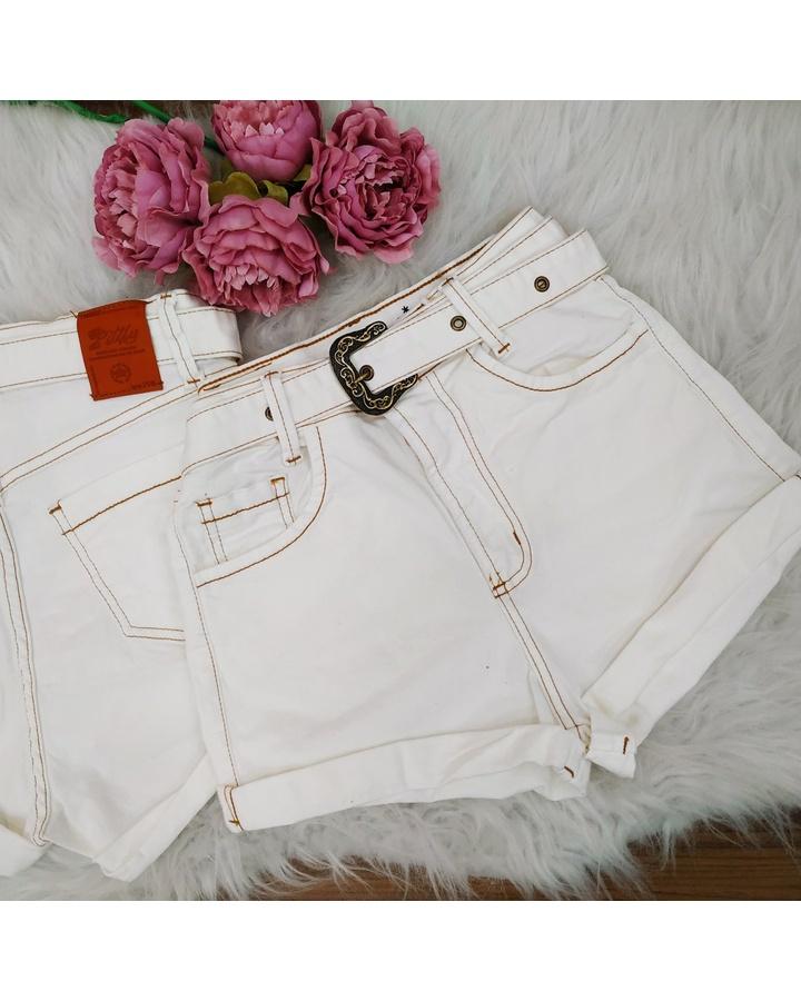 Shorts Jeans P... - lojas mayara lira shop