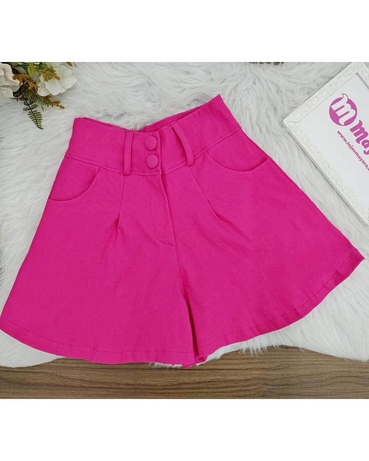 Shorts Bengaline Gode Pink