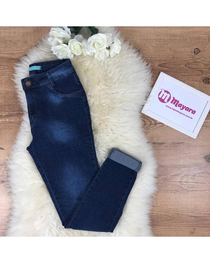 Calça Jeans Ma... - lojas mayara lira shop