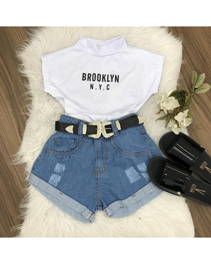 Body Brooklin Branco