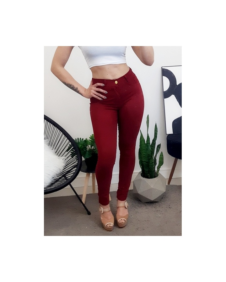 Calça Jeans - ... - lojas mayara lira shop