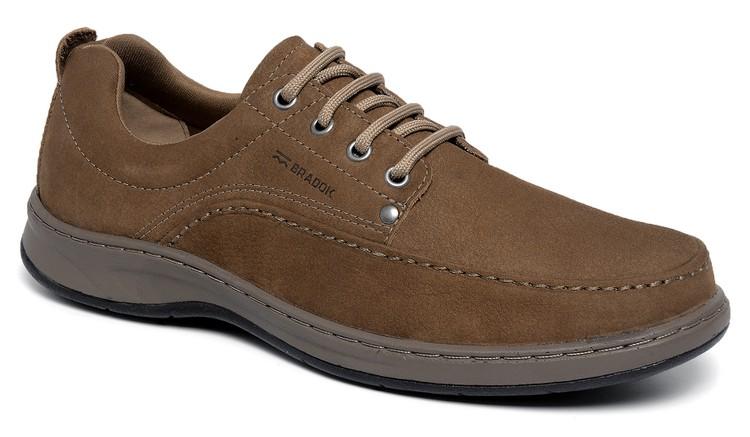 Sapato Comfort Classic Lace Castor