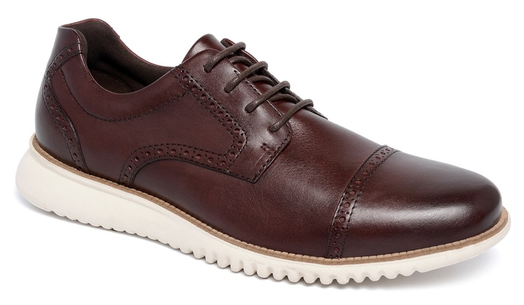 Sapato Liverpool Borgonha
