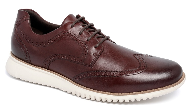 Sapato Liverpool 2 Borgonha