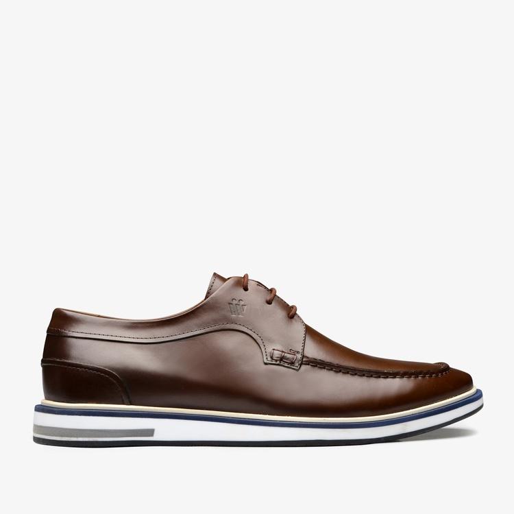 Sapato Masculino Derby Benjamin Moss
