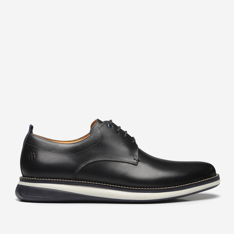 Sapato Masculino Derby - Winchester Black