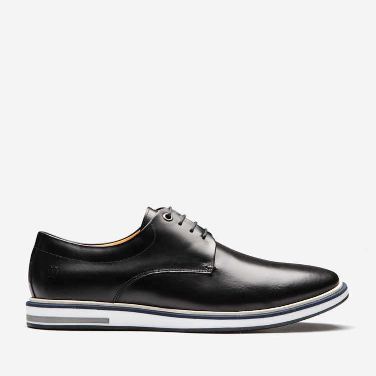 Sapato Derby Giovanni Black