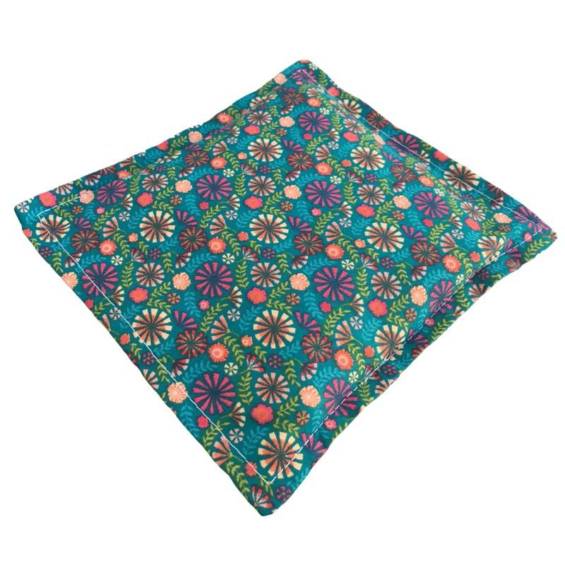 Bolsa Térmica de Sementes e Ervas Aromáticas - Almofadinha - Mandalas