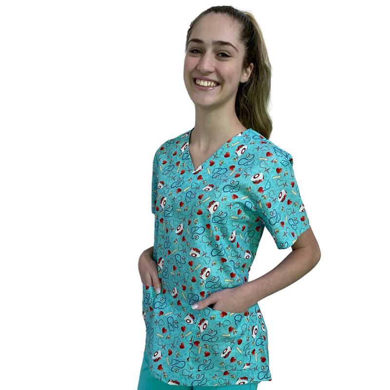Scrub Feminino - Medical Nursing 01