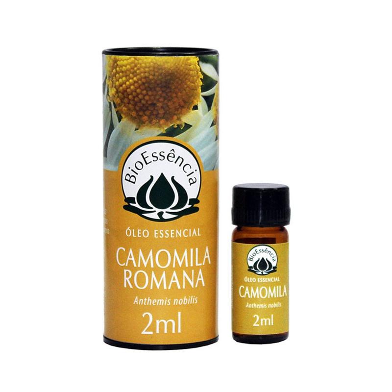 Óleo Essencial de Camomila Romana 2ml