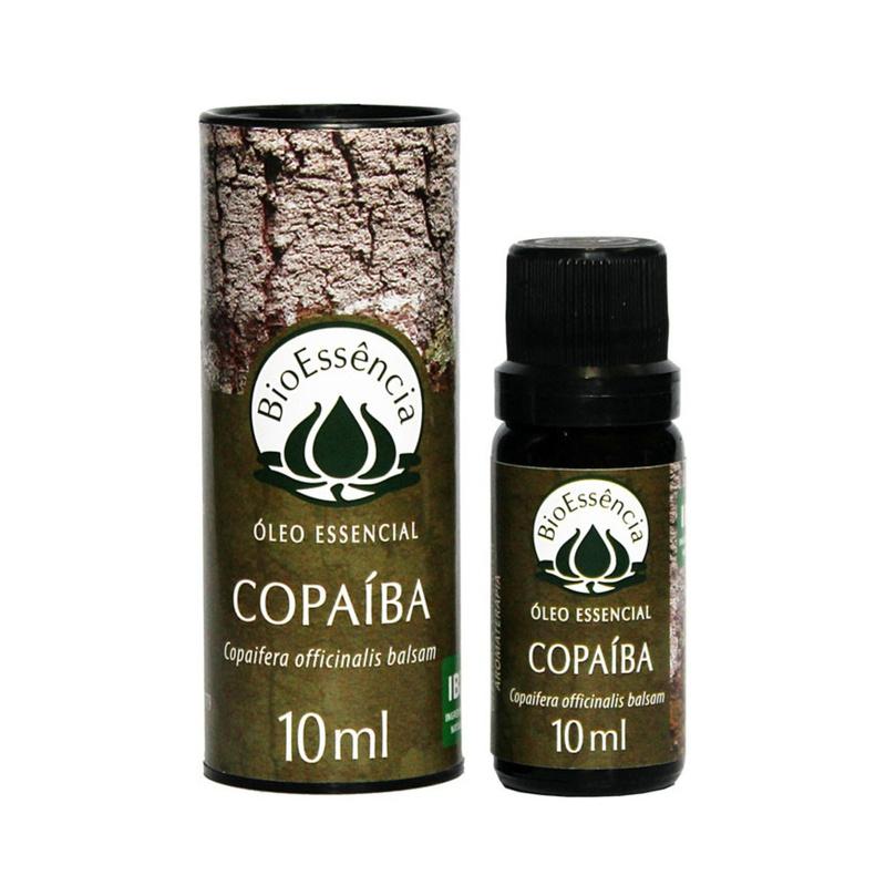 Óleo Essencial de Copaíba 10ml