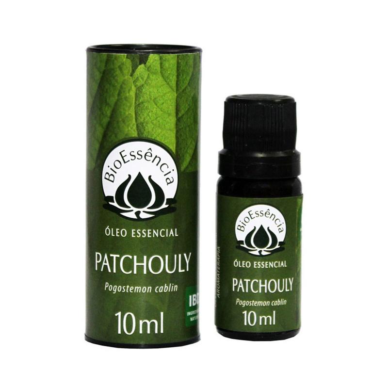 Óleo Essencial de Patchouly 10ml