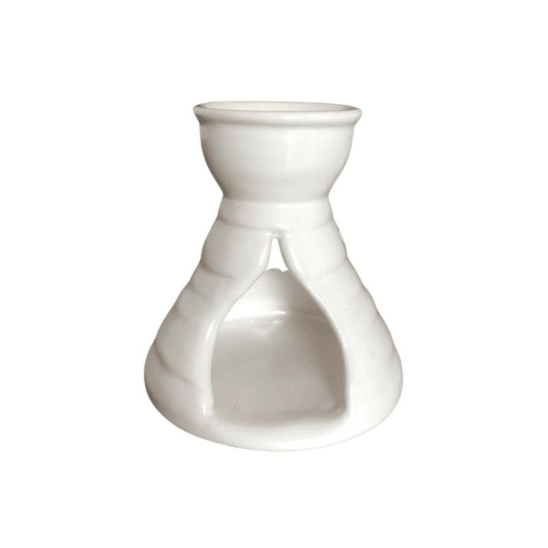 Aromatizador a Vela - Branco