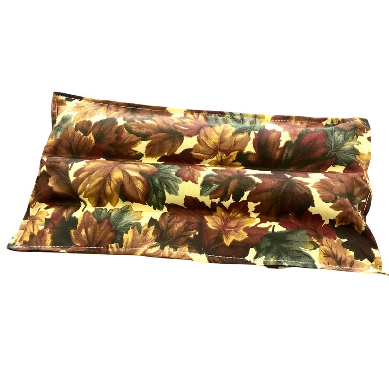 Bolsa Térmica de Sementes e Ervas Aromáticas - Multiuso - Folhas