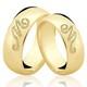 Alianças de Ouro 18k/750 AL28