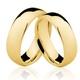 Alianças de Ouro 18k/750 AL67