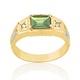 Anel de Formatura em Ouro 18k/750 com Diamante ANF40