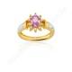 Anel de Formatura em Ouro 18k/750 com Diamante ANF25