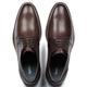 Sapato Masculino Vulcano em couro Café Savelli