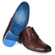 Sapato Masculino Social em Couro Látego Pinhão Savelli