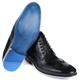 Bota Masculina Ankle Boot Couro Preto Savelli