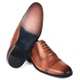 Sapato Masculino Oxford Em Couro Látego Havana Savelli