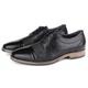Sapato Masculino Vulcano em Couro Preto