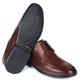Sapato Massage em Couro Látego Pinhão Savelli
