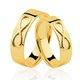 Alianças de Ouro 18k/750 AL135